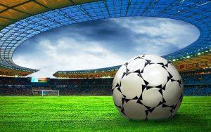 Bet money on football matches